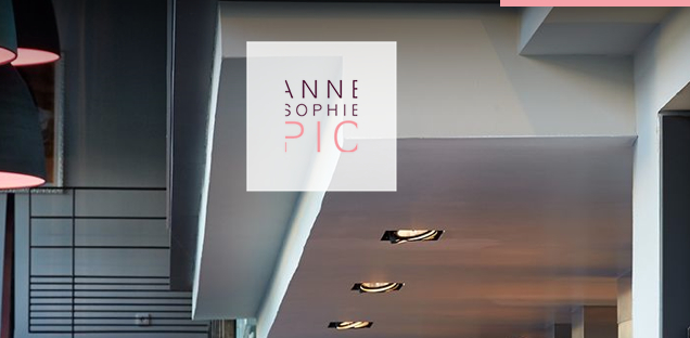 Captivantes conversations d'Anne-Sophie Pic