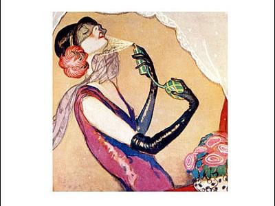 Une passionnante anthologie de la parfumerie : Le Parfum, Annick Le Guérer