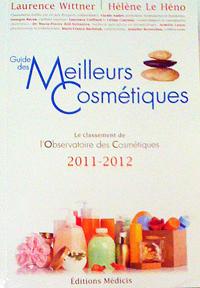 Classement de l'observatoire des cosmétiques