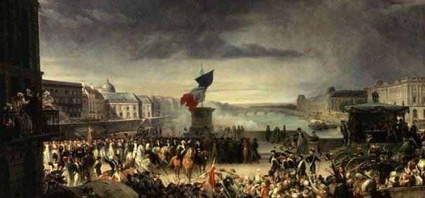 La Pléiade: Histoire de la Révolution française de Jules Michelet